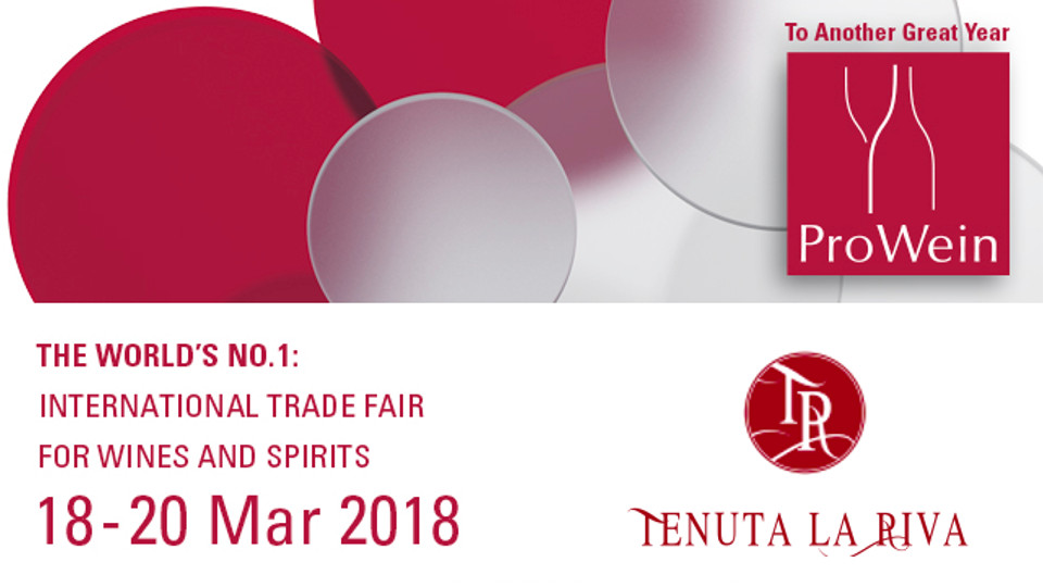 ProWein 2018 Hall 15 / D71