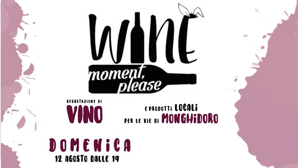 Wine Moment Please!