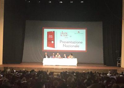 Presentazione Premi Slow Wine